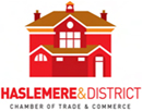 Haslemere & District - Chamber of Trade & Commerce - logo