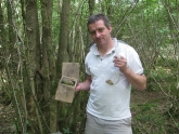 Photo 2 / 3 - Dormice Monitoring Nest Box