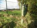 Photo 4 / 4 - View of Hedge and Compost Wind Rows, Nov 2012